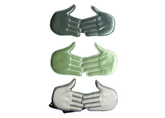 China Attractive Hand Design Sleep Blindfold Eyemasks Satin Material For Adults / Children supplier
