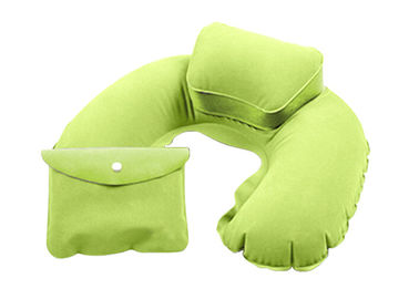 China Special Design Inflatable Neck Pillow , Neck Rest Pillow For Journey supplier