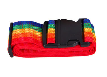 China Firm Fabric Material Luggage Security Strap For Business Regular Level factory