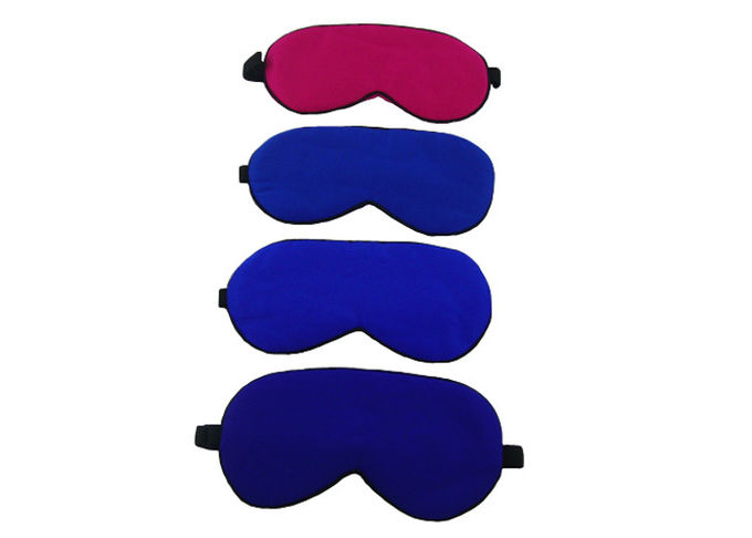 Eco - Friendly Breathable Sleeping Eye Shades / travel sleep mask For Ladies