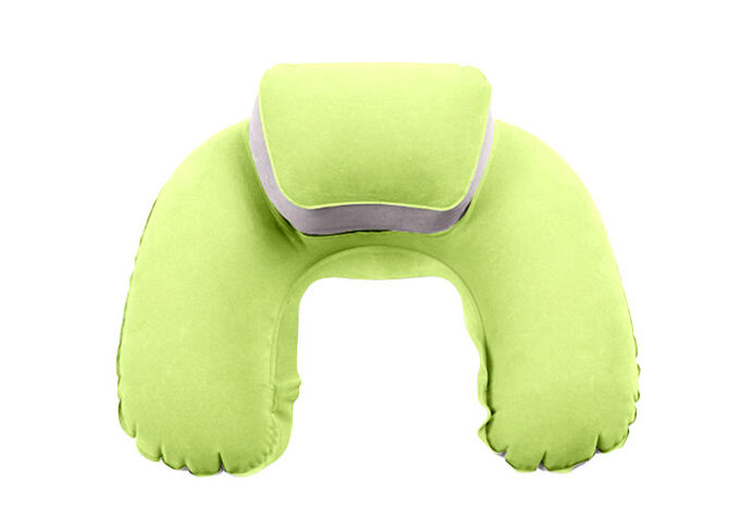 Special Design Inflatable Neck Pillow , Neck Rest Pillow For Journey