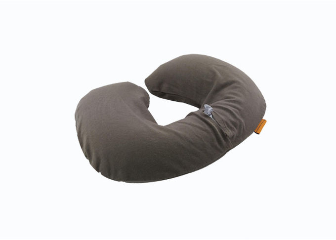 U-shape Blow up Washable Inflatable Neck Air Travel Pillow with Eyemask